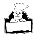 Badly Drawn Logos Chef Boyardee
