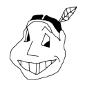 Badly Drawn Logos Cleveland Indians