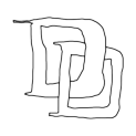 Badly Drawn Logos Daredevil