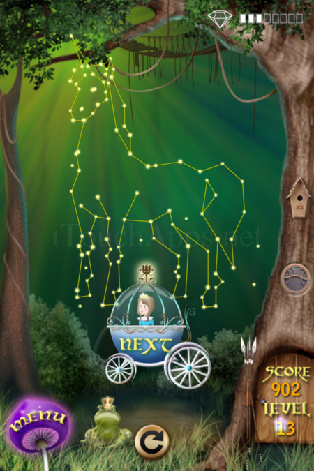 Pictorial Solution: 13 Level Fairy Forest