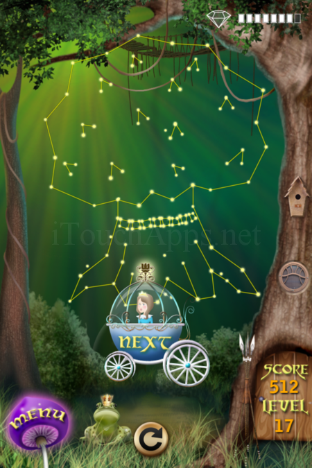 Pictorial Solution: 17 Level Fairy Forest