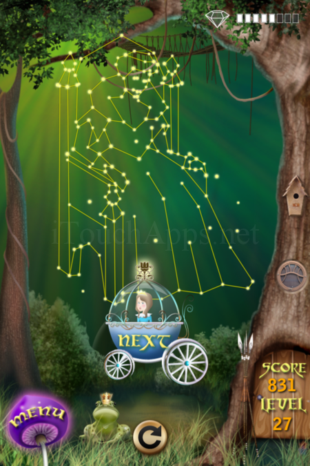 Pictorial Solution: 27 Level Fairy Forest