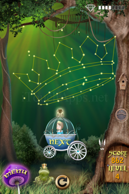 Pictorial Solution: 4 Level Fairy Forest