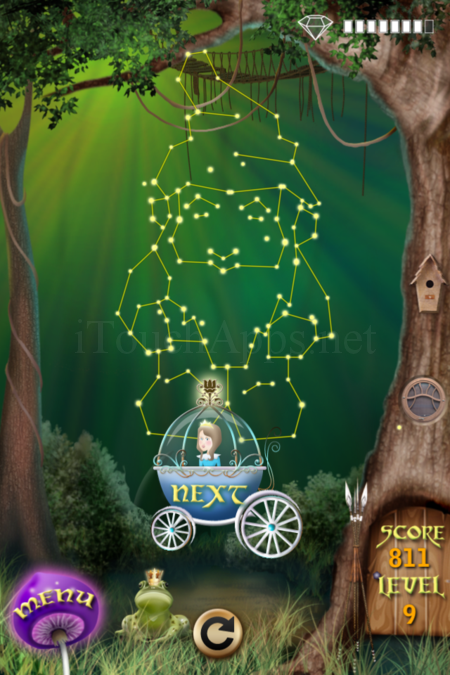 Pictorial Solution: 9 Level Fairy Forest
