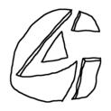 Badly Drawn Logos Fantastic Four
