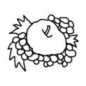 Badly Drawn Logos Fruit of the Loom