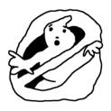 Badly Drawn Logos Ghostbusters