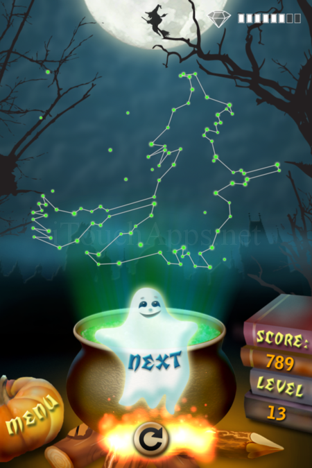 Pictorial Solution: 13 Level Helloween