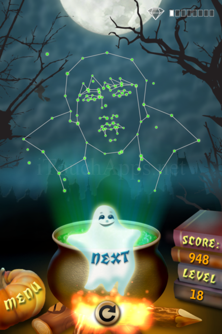 Pictorial Solution: 18 Level Helloween