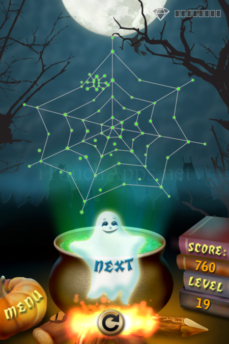 Pictorial Solution: 19 Level Helloween