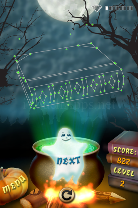 Pictorial Solution: 2 Level Helloween