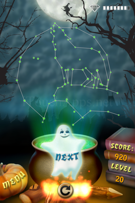 Pictorial Solution: 20 Level Helloween