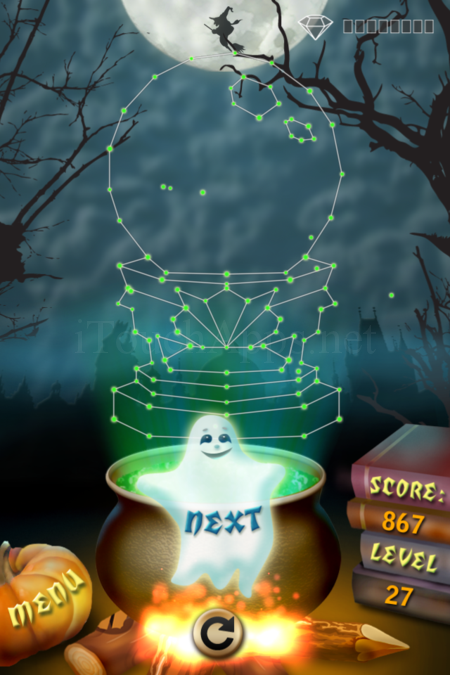 Pictorial Solution: 27 Level Helloween