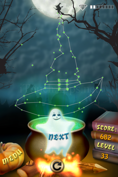 Pictorial Solution: 33 Level Helloween