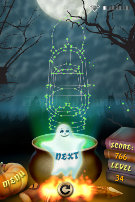 Pictorial Solution: 34 Level Helloween