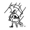 Badly Drawn Logos Morton Salt