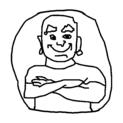 Badly Drawn Logos Mr. Clean