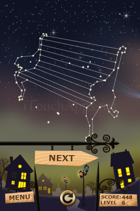Pictorial Solution: 6 Level Night Town