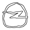 Badly Drawn Logos Opel