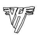 Badly Drawn Logos Van Halen