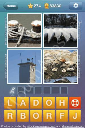 What's the Word Level 274 Solution