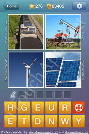 What's the Word Level 276 Solution