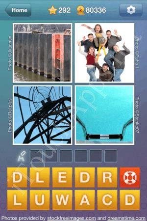 What's the Word Level 292 Solution