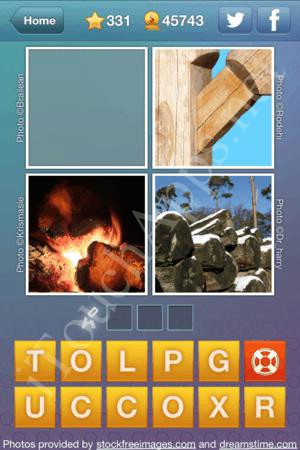 What's the Word Level 331 Solution