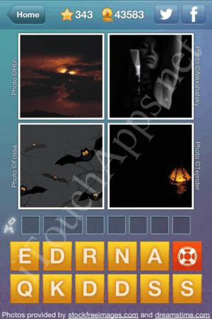 What's the Word Level 343 Solution