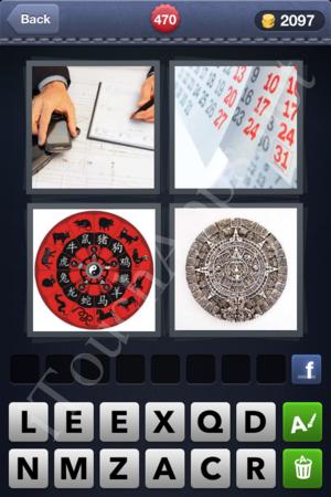 4 Pics 1 Word Level 470 Solution