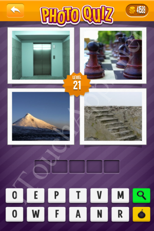 Photo Quiz Arcade Pack Level 21 Solution