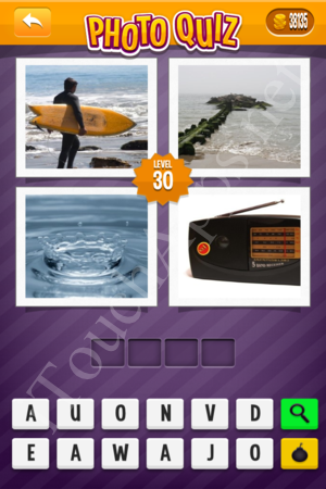 Photo Quiz Arcade Pack Level 30 Solution
