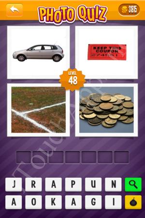 Photo Quiz Arcade Pack Level 48 Solution