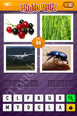 Photo Quiz Arcade Pack Level 64 Solution