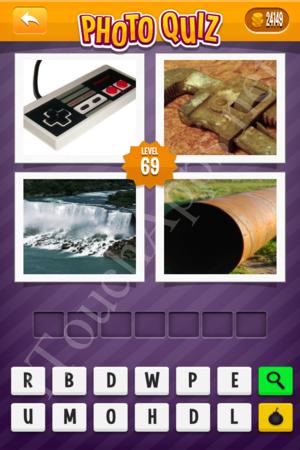 Photo Quiz Arcade Pack Level 69 Solution