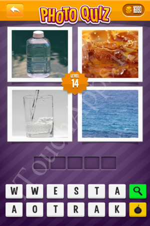 Photo Quiz Easy Pack Part 2 Level 14 Solution