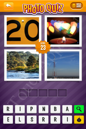 Photo Quiz Geography Pack Level 23 Solution