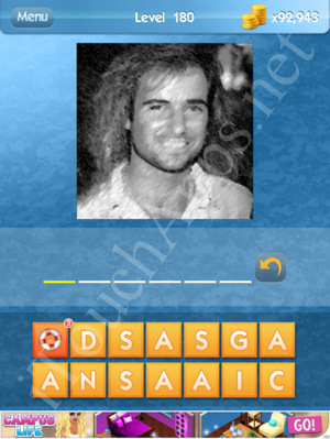 What's the Icon Level 180 Answer