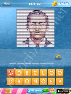 What's the Icon Level 224 Answer