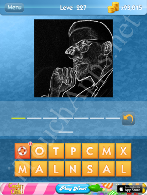 What's the Icon Level 227 Answer