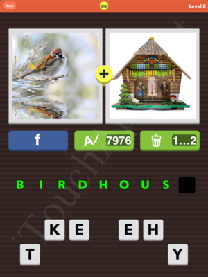 Pic Combo Level 252 Answer