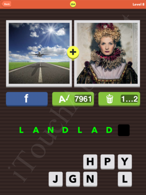 Pic Combo Level 254 Answer