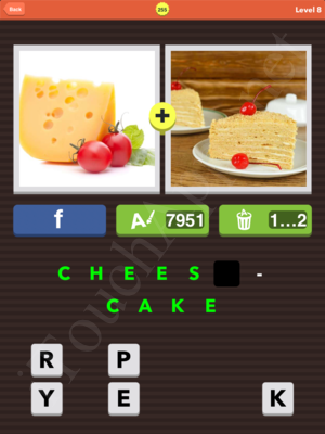 Pic Combo Level 255 Answer