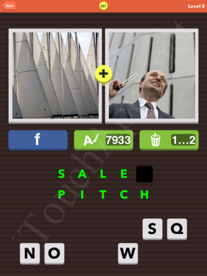 Pic Combo Level 257 Answer