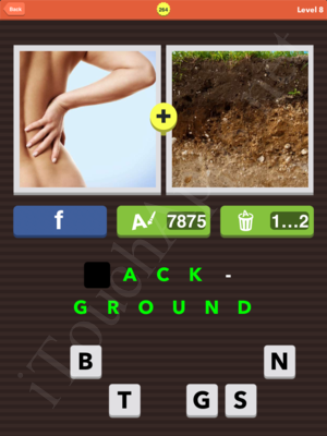 Pic Combo Level 264 Answer