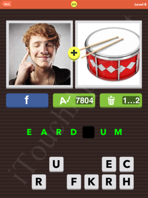 Pic Combo Level 273 Answer