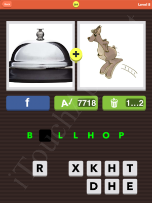 Pic Combo Level 284 Answer