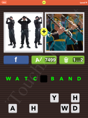 Pic Combo Level 311 Answer