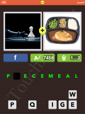 Pic Combo Level 316 Answer