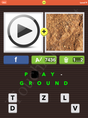 Pic Combo Level 318 Answer
